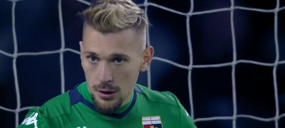 S-a terminat pentru Radu la Genoa? Romanul a gresit, echipa lui a fost eliminata din Cupa Italiei