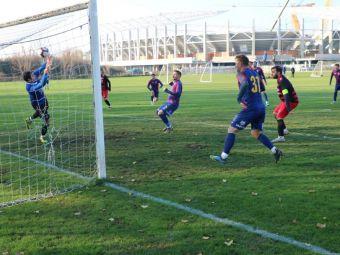Stadionul pe care va juca CSA Steaua a fost renovat complet si e gata pentru promovarea echipei in Liga 3