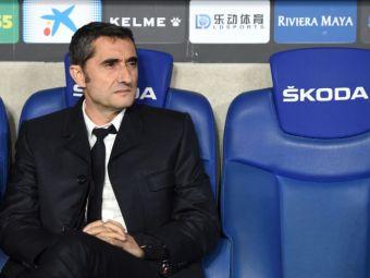 Valverde poate ZBURA de pe banca mai repede decat credea! Meci decisiv diseara pentru viitorul antrenorului Barcelonei
