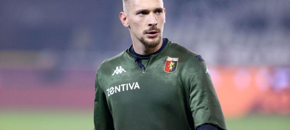ASALT DE OFERTE pentru Ionut Radu! Patru echipe se bat pe semnatura portarului roman! Planul lui Inter a fost dezvaluit