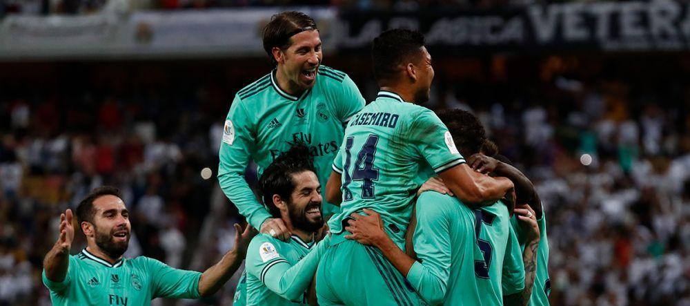 "Finala Supercupei Spaniei: Real Madrid - Atletico Madrid 4-1 dupa loviturile de departajare! ""Galacticii"" castiga primul trofeu al anului in Spania"