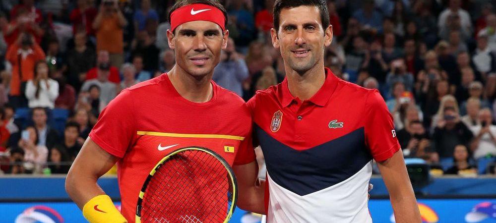 "Novak Djokovic A COMIS-O din nou, iar Rafael Nadal il ataca: ""Daca mai vrea sa joace tenis, va trebui sa se vaccineze!"""