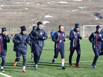 Un antrenor din Liga 1 si-a promovat fiul la seniori si l-a luat in cantonament in Antalya