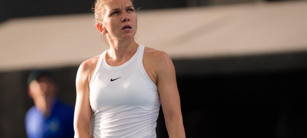 """Simona Halep, ELOGIATA de IDOLUL SAU in tenis, Justine Henin: """"Sunt o mare fana Simonei, a felului in care joaca."""""""