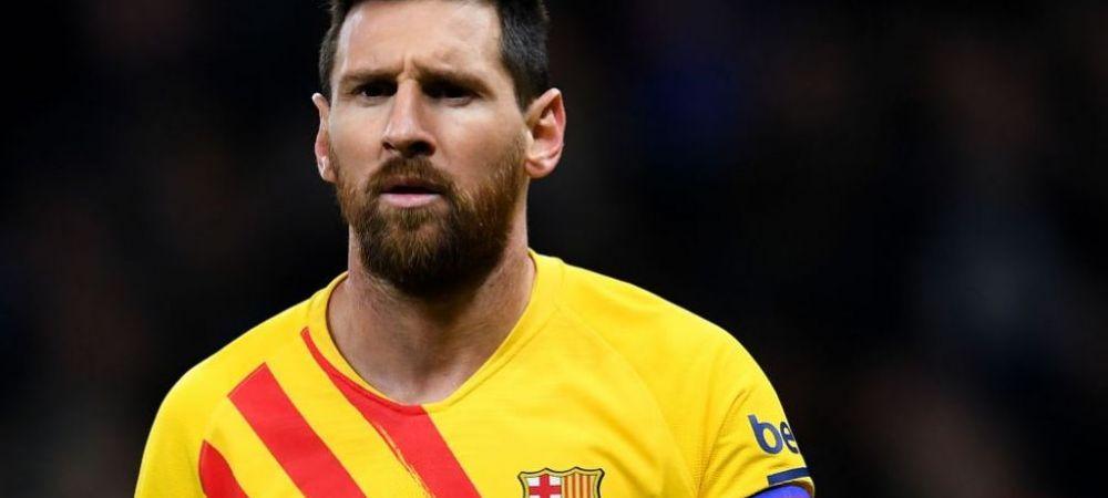 Ar fi BOMBA inceputului de an! Barcelona poate aduce unul din cei mai buni atacanti ai ultimilor ani: Messi l-a cerut in atacul catalanilor