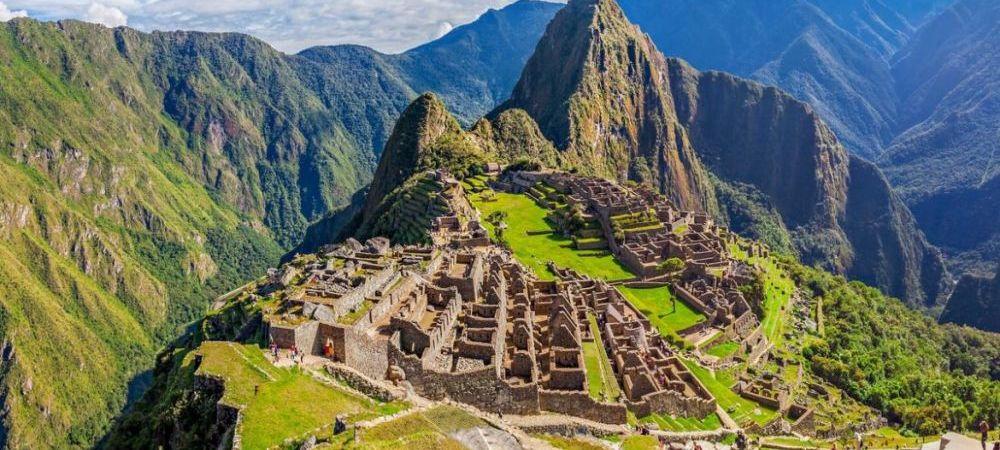 SOCANT! Ce a patit un turist care si-a facut nevoile in mijlocul ruinelor din Machu Picchu
