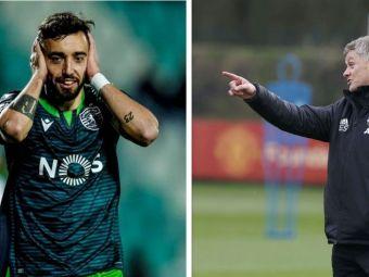 """Manchester United nu s-a inteles pentru transferul """"Noului Rui Costa"""". Negocierile se reiau saptamana viitoare"""