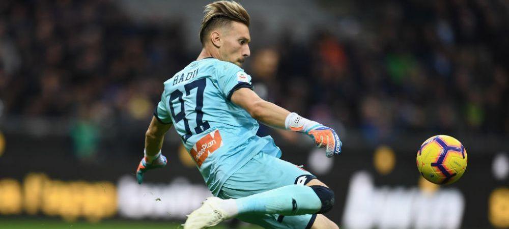 Ionut Radu nu merge la West Ham, dar ar putea semna cu un GIGANT din Premier League! Care sunt variantele romanului in acest moment