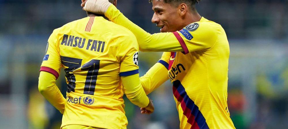 OFICIAL | Prima PLECARE de la Barcelona din aceasta iarna! Catalanii si Schalke au ajuns la o intelegere