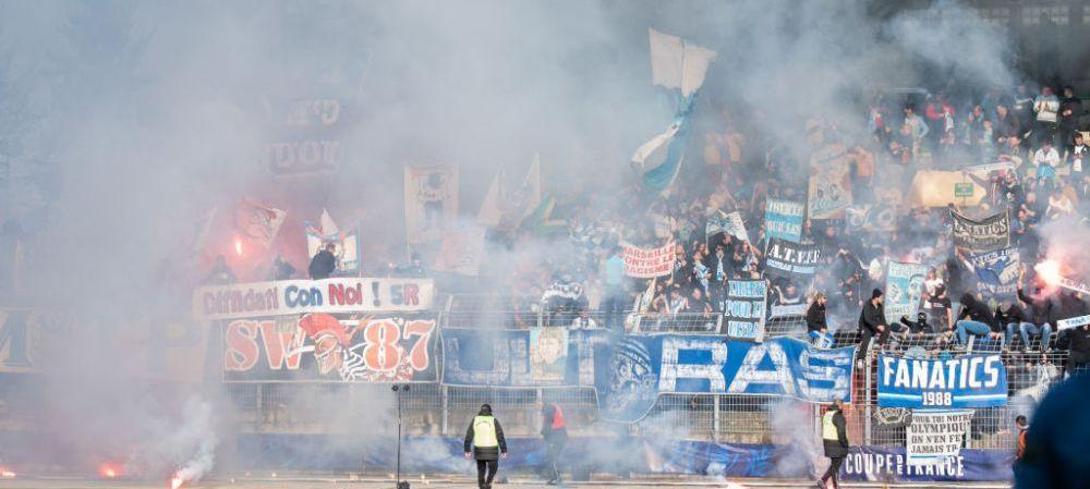 Situatie fara precedent! Motivul INCREDIBIL pentru care presedintele lui Marseille a fost amenintat cu moartea de fanii echipei! Anunt SOC in Franta