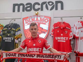 Prima BOMBITA la Dinamo in 2020! L-au adus inapoi pe fotbalistul de la care asteptau MILIOANE! Totul e oficial