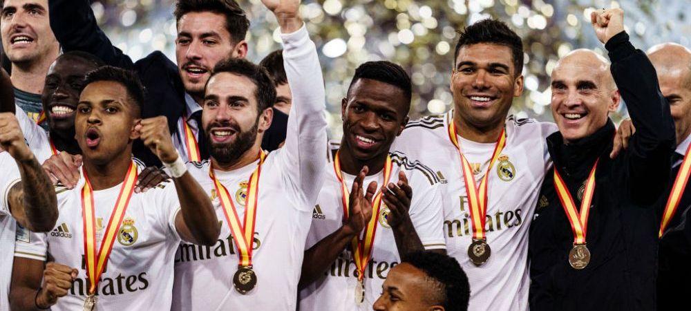 Real Madrid UIMESTE cu ultima decizie! Cum isi ajuta madrilenii ADVERSARA din Cupa Spaniei