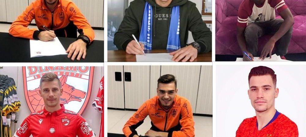Bursa Transferurilor   Toate mutarile facute de echipele din Liga 1 in aceasta iarna