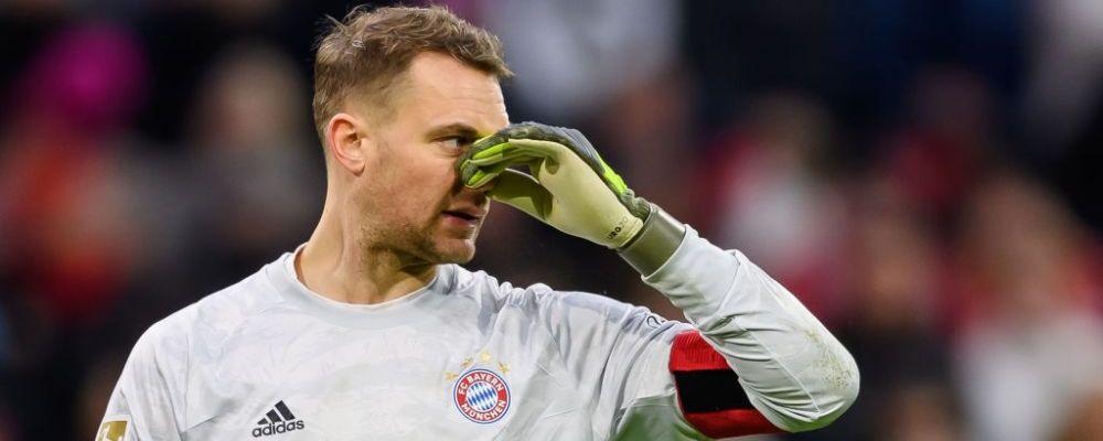 BOMBA MOMENTULUI: Manuel Neuer vrea sa plece de la Bayern! Bavarezii i-au adus concurent pe post si acesta vrea sa paraseasca campioana Germaniei! Unde poate ajunge