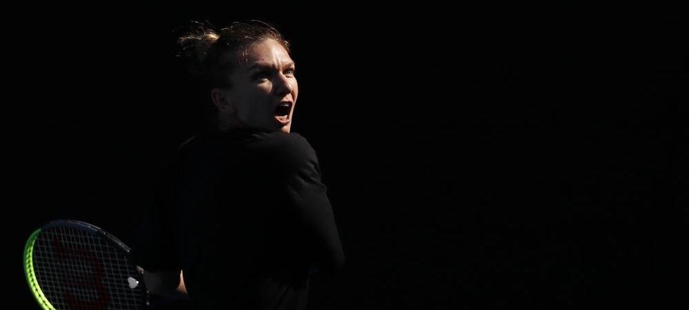 Rupe Simona Halep BLESTEMUL PRIMULUI TUR la Australian Open? Care sunt numerele ingrijoratoare din palmaresul Simonei la Melbourne