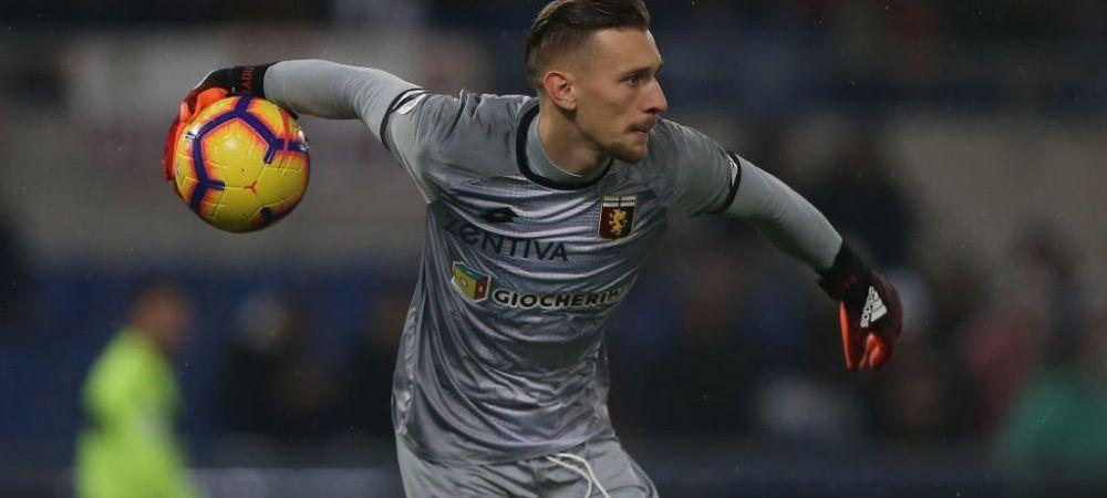 Ionut Radu, la un pas de revenirea la Inter! Antonio Conte si-l doreste pe portarul roman inca din aceasta iarna! Anuntul momentului in presa italiana