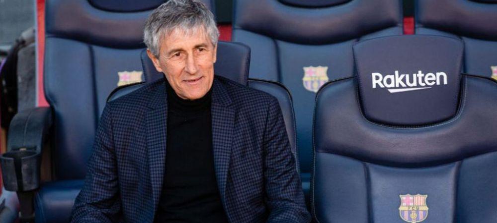 """Daca intr-o zi castigam cu 1-0 si nu meritam, o sa plec suparat acasa!"" Noul antrenor al Barcelonei, declaratii curajoase inaintea debutului"