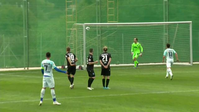 FCSB - KARLSRUHER 1-0 | FCSB se impune in al doilea amical al iernii, multumita golului marcat de Florinel Coman