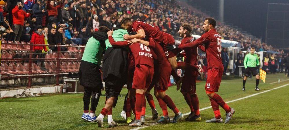 Continua curatenia la CFR Cluj! Dan Petrescu a dat afara doi jucatori de la echipa! Anuntul oficial