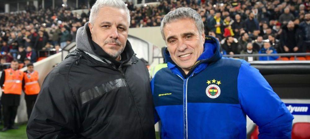 "Sumudica a tunat dupa infrangerea cu Fenerbahce: ""Am fost mai buni in repriza a doua!"" Gaziantep a avut un gol anulat de VAR in finalul partidei"