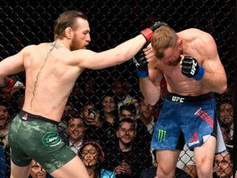 McGREGOR vs COWBOY | Conor reuseste primul KO cu UMARUL din istoria MMA-ului! Victorie in doar 40 de secunde