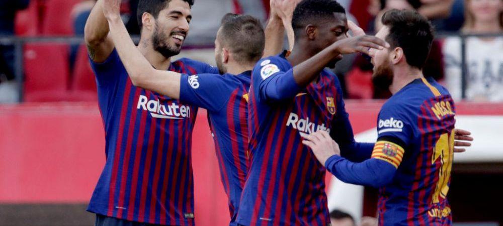 Veste BUNA pentru Barcelona! Recupereaza un jucator IMPORTANT fix inainte de meciul din Champions League cu Napoli