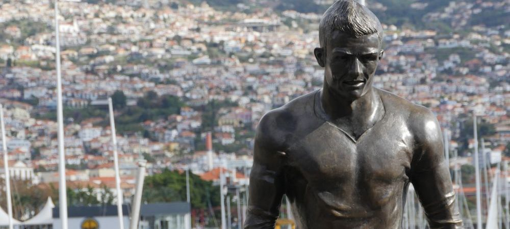 Toate drumurile duc la Ronaldo! In orasul natal al portughezului, totul ii poarta numele: de la parcari si pana la hoteluri! FOTO din Madeira