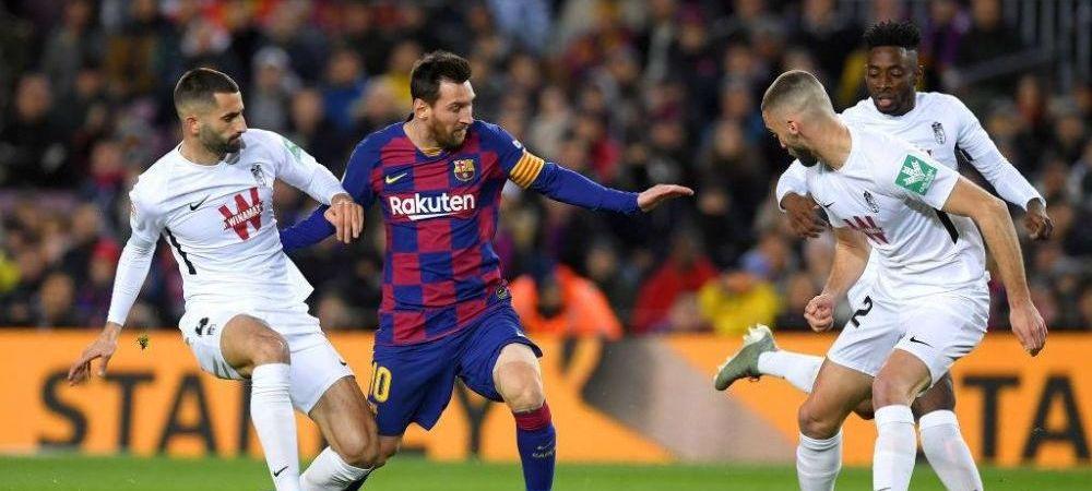 A reinviat Setien spiritul tiki-taka omorat de Valverde? Leo Messi a marcat pentru catalani dupa o faza SENZATIONALA! VIDEO