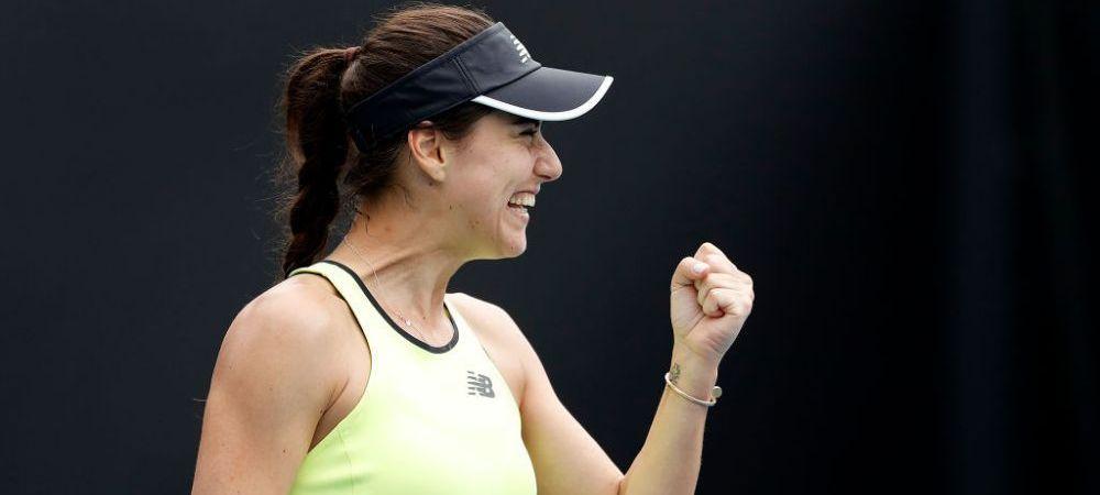 Sorana Cirstea, VICTORIE MAGISTRALA in primul tur la Australian Open! A lovit 32 de winnere si a eliminat un cap de serie