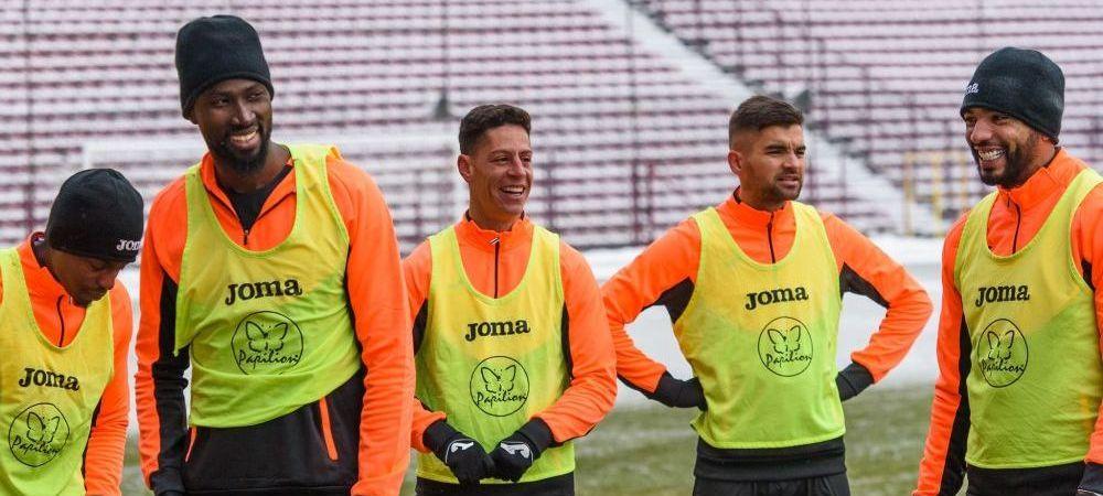 Oferta din Premier League pentru Omrani! Ce echipa il vrea si cati bani cere Clujul