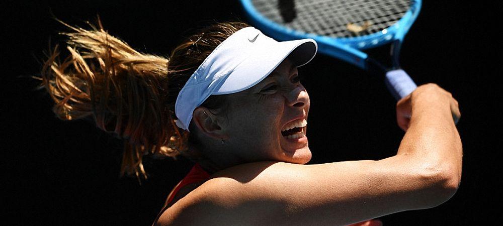 CADERE IREALA pentru Maria Sharapova   Ce loc va ocupa in clasamentul WTA incepand de saptamana viitoare