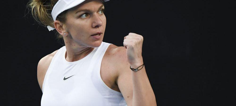 CU CINE VA JUCA SIMONA in turul 2 la Australian Open si cand are loc meciul | A pierdut cu Sharapova 6-0, 6-0 la AO in 2019