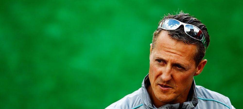 Primele declaratii ale doctorului ce are grija de Schumacher! Cum arata pilotul la 6 ani de la accident
