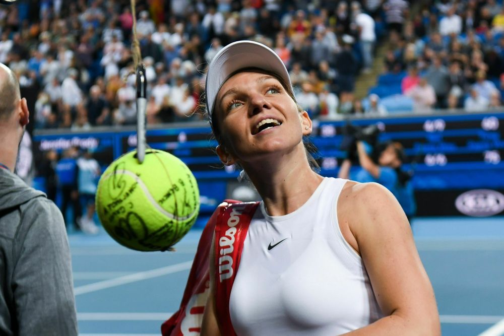 Simona Halep Australian open 2020