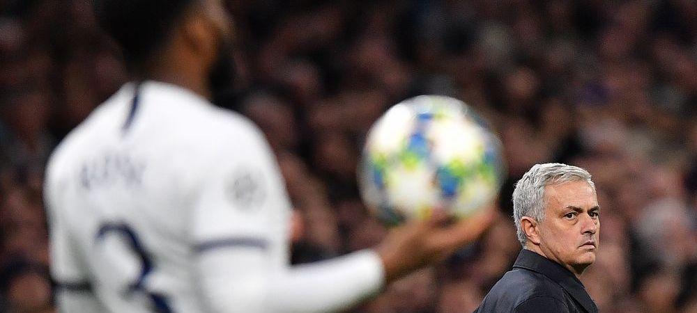 Era sa se ia la bataie! Mourinho a inceput sa urle dupa ce un jucator l-a confruntat inaintea meciului! Dezvaluiri de ULTIMA ORA