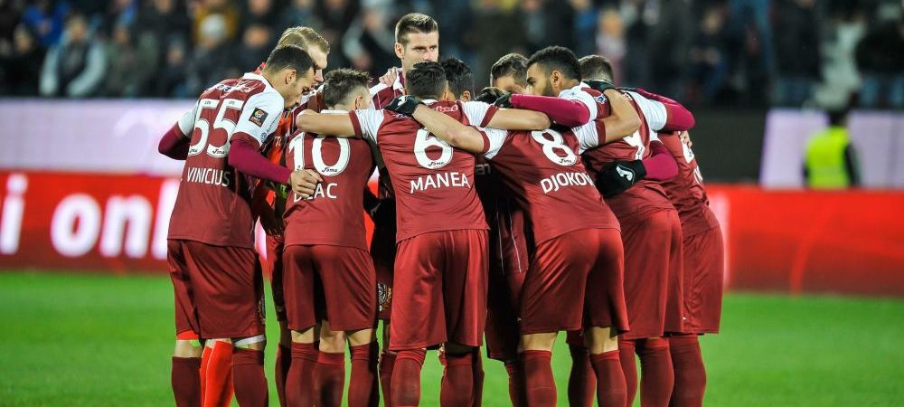 Nu sunt campioni si in amicale! CFR Cluj, la al 2-lea meci amical consecutiv fara victorie! Trupa lui Dan Petrescu nu a putut sa invinga penultima clasata din Liga a 2-a din Germania