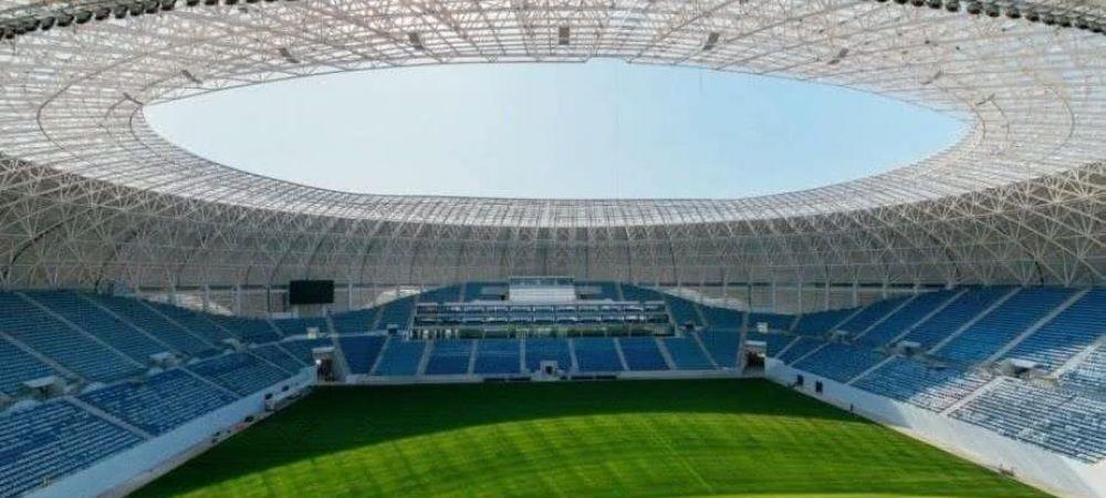 """Anunt BOMBA de la Timisoara! Stadionul de cinci stele se face: """"S-a dat ordin de incepere a lucrarilor!"""" Ce capacitate va avea noua arena"""