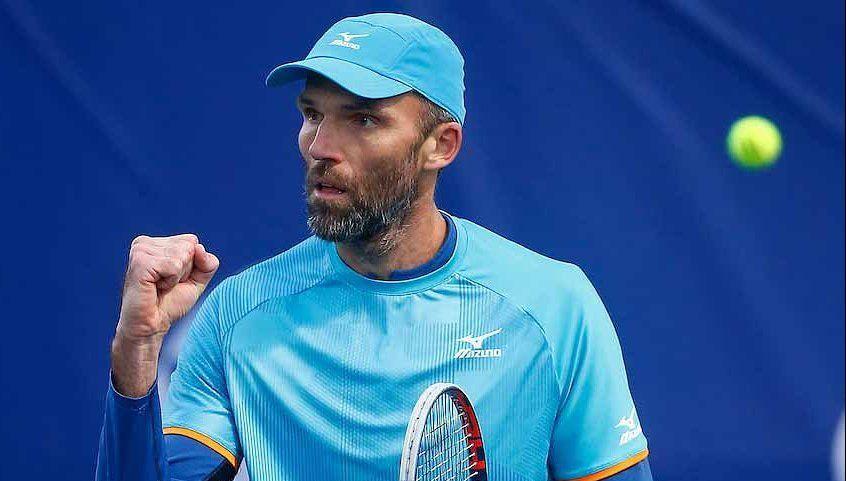 Ivo Karlovic Australian Open 2020