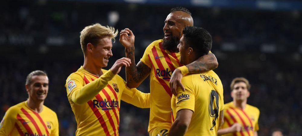 FABULOS | La asta nu te asteptai! Barcelona i-a gasit inlocuitor lui Suarez! Catalanii pregatesc transferul iernii! Cine poate veni pe Camp Nou