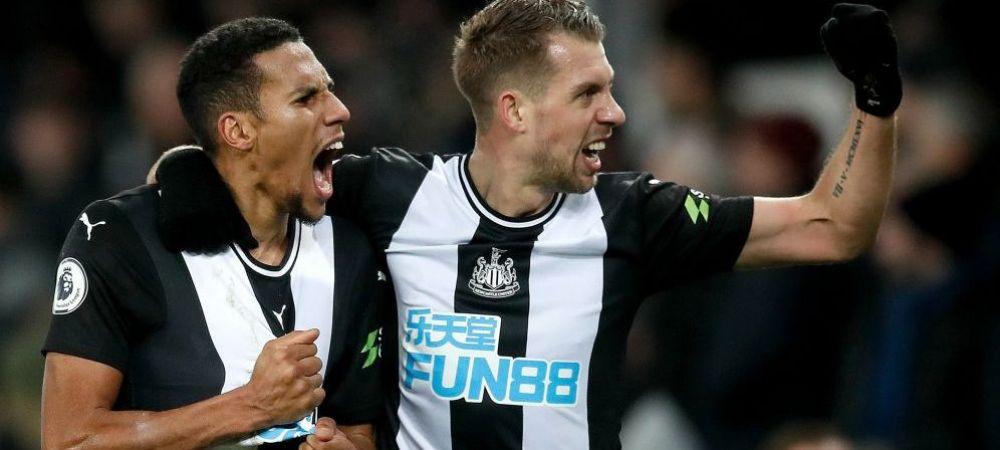 "IN-CRE-DI-BIL   Everton o conducea pe Newcastle cu 2-0 in minutul 90+4! Un fundas central intrat in repriza a doua la ""cotofene"" a avut un cuvant GREU de spus: cat s-a terminat meciul"