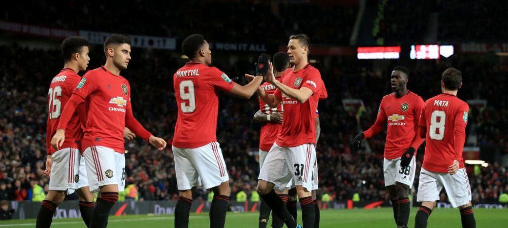 Manchester United transfera un atacant in locul lui Rashford! In plus, Solskjaer vrea un pusti de 16 ani care costa 30 de milioane de lire