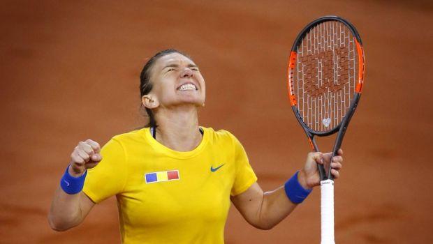 Joaca Simona Halep in barajul de Fed Cup cu Rusia? REACTIA Federatiei Romane de Tenis dupa retragerile lui Cirstea si Begu