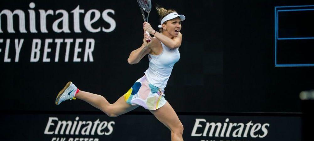 Simona Halep a aflat cu cine si cand va juca in turul 3 la Australian Open | Ce spune despre adversara sa