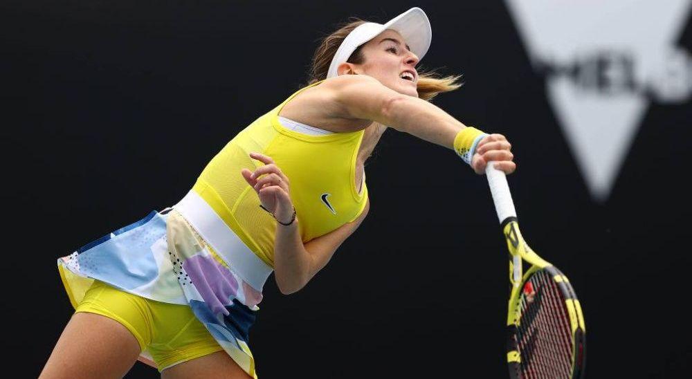 Catherine Bellis Australian Open 2020