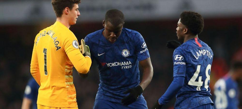 Greseala cu Arsenal i-a fost FATALA! Chelsea cauta inlocuitor unui jucator IMPORTANT din lot! Cine e OUT