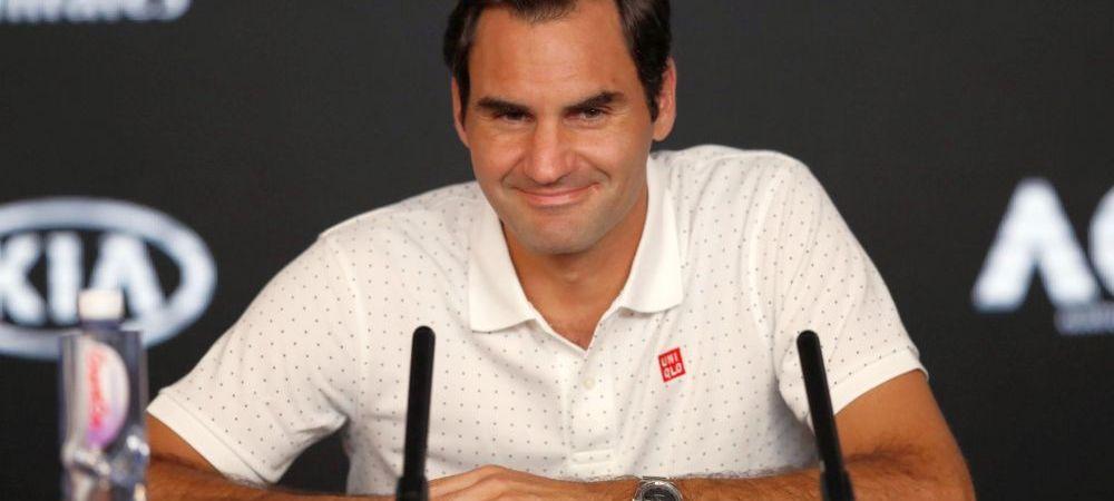 """""""Pierdeam daca nu schimbau regulile""""DECLARATIA SAPTAMANII facuta de Roger Federer la Melbourne"""