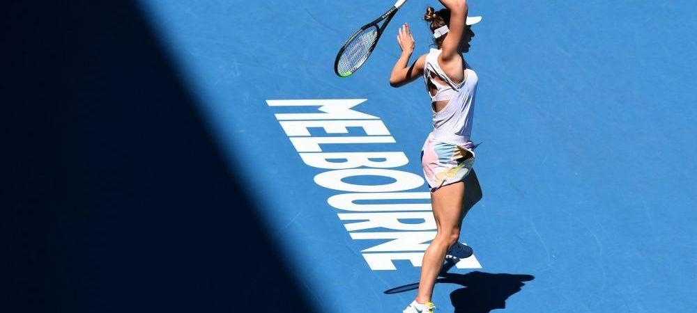 PENTRU UN LOC IN SEMIFINALE:s-a aflat ORA de la care Simona Halep va juca in sferturi la Australian Open