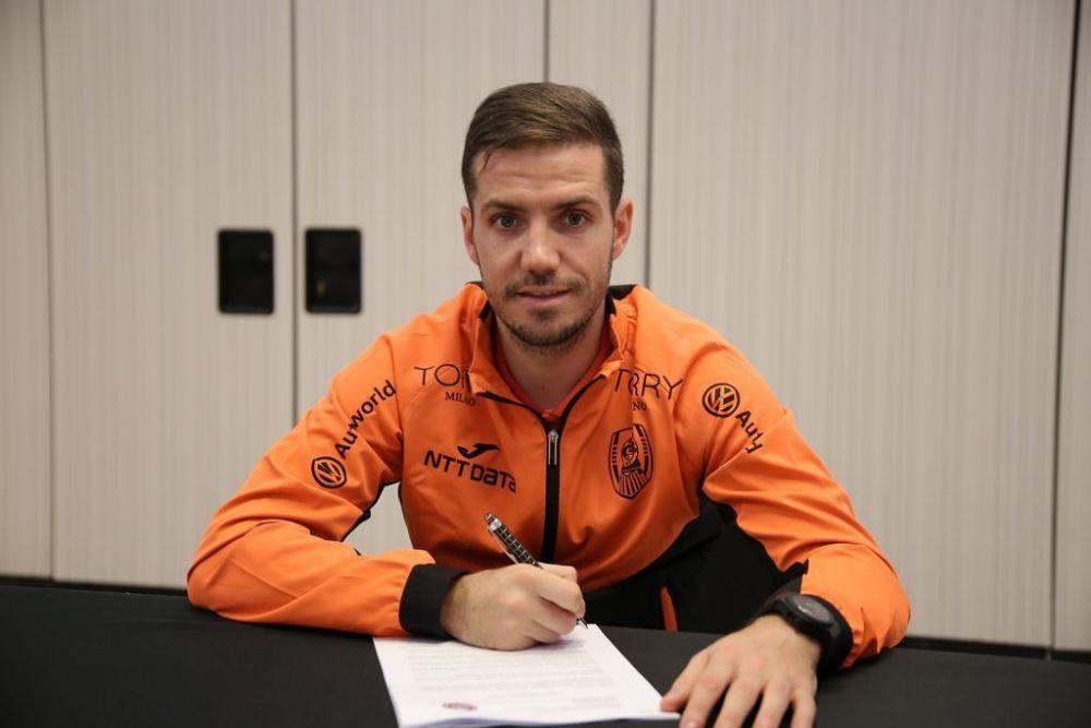 SURPRIZA URIASA! Chipciu este TITULAR pentru CFR Cluj in ultimul amical! Dan Petrescu declara ieri ca nu este pregatit, iar acum il trimite in teren