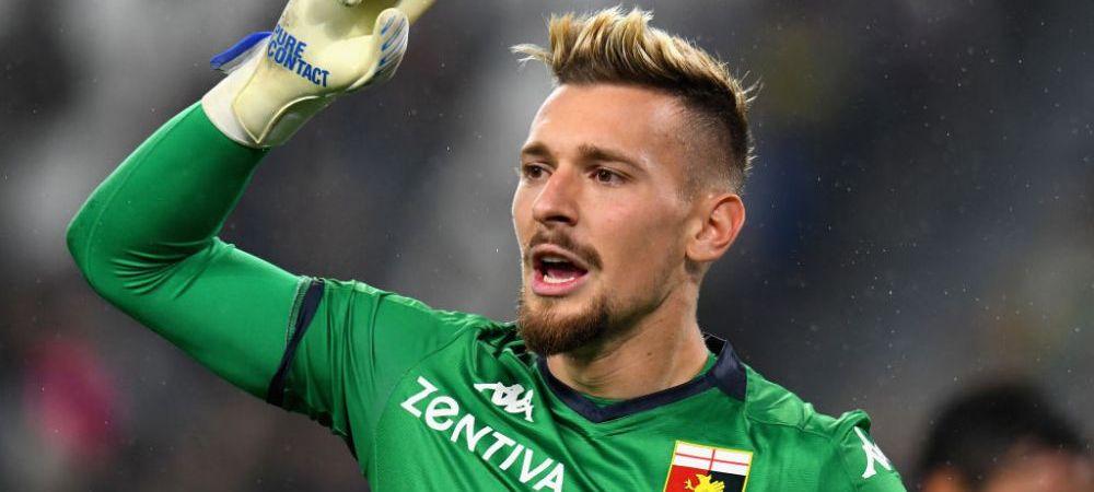 Duel intre Ionut Radu si Tatarusanu! Portarul lui Genoa NEGOCIAZA cu o echipa din Ligue 1! Unde ar putea ajunge