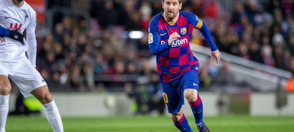 """""""Exista un singur jucator care face asa ceva!"""" Un fost jucator de la Real Madrid se INCLINA in fata GENIULUI lui Messi"""